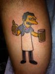 moe tattoo