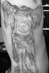 statue tattoo dallas